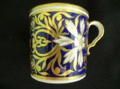 NO LONGER AVAILABLE An Early SPODE coffee can